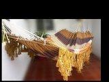 Χειροποίητη αιώρα από Βενεζουέλα Τεχνοτροπία Wayuu