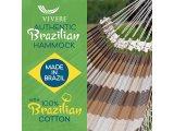 Βραζιλιανικη Αιώρα Κροσια Βαμβακερή Υφασματινη Cafe