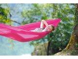 Αιώρα αλεξίπτωτο Parachute Silk travel Set  Ατομική Pink